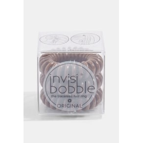 Womens Invisibobble Pack of Three Hair Ties
