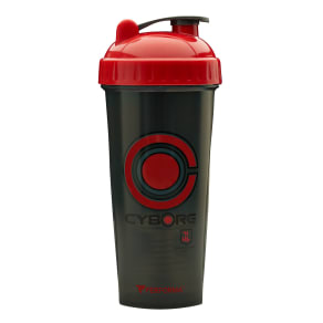 Justice League - Cyborg Justice - 1 Shaker Cup - Perfectshaker - Mixers Shakers and Bottles