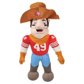 Team Beans San Francisco 49ers 8-Inch Plush Mascot