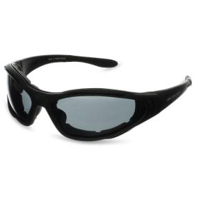Bobster Eyewear Bobster Raptor Ii Interchange Sunglasses Black Frame 3 Lenses