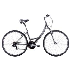 Forge Crx Female Hybrid - 28 Bike, Grey