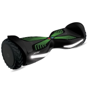 Jetson V12 All-Terrain Electra-Light Hoverboard - Black
