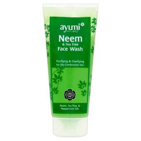 Ayumi Neem & Tea Tree Face Wash 200ml Tube