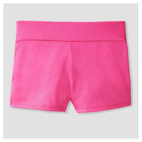 Girls' Freestyle by Danskin Active Wear Shorts - Pink M
