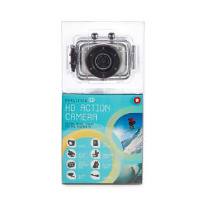 Amplified Hd Action Camera