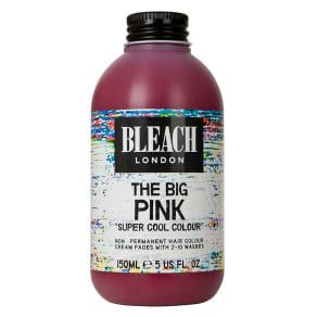Bleach London Super Cool Colours The Big Pink