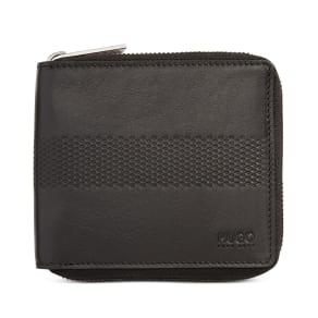 Hugo by Hugo Boss Men's Future Embossed Leather Wallet