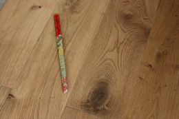 Natural Engineered Oak UV Lacquered 15/4mm By 260mm By 1900mm