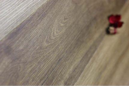 Natural Engineered Flooring Oak Click Vintage Light Smoked Brushed UV Oiled 14/3mm By 189mm By 1860mm