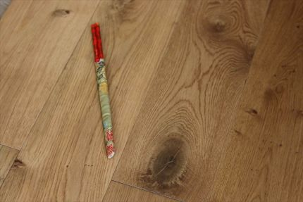 Natural Engineered Oak UV Lacquered 15/4mm By 190mm By 1900mm