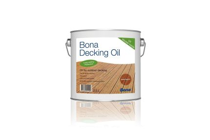 Bona Decking Oil Neutral 2.5 L