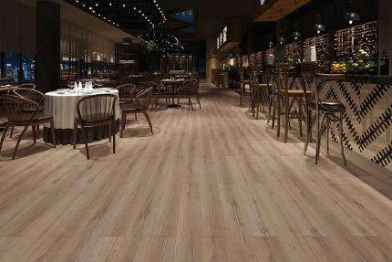 Livingston Oak Laminate Flooring 12mm By 193mm By 1380mm