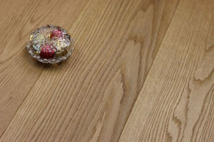 Natural Engineered Flooring Oak Brushed Hardwax Oiled 20/5mm By 220mm By 1800-2400mm