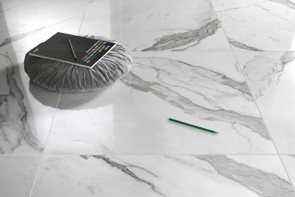 Porcelain Tile Apollo Calacatta 600mm By 600mm