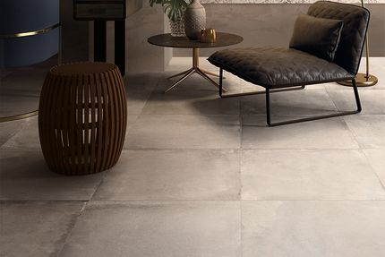 Porcelain Tile Cosenza Almond 600mm By 600mm