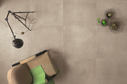 Porcelain Tiles Neptuno Dark Almond 600mm By 600mm