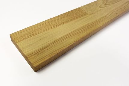 Premium Oak Kitchen Worktop Upstand 18mm By 80mm By 4000mm