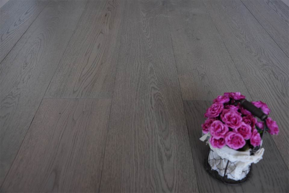 Select Engineered Oak Sahara Grey Brushed UV Lacquered 14/2.5mm By 189mm By  1860mm - How To Remove Candle Wax From Wood Floors? - Wood And Beyond Blog