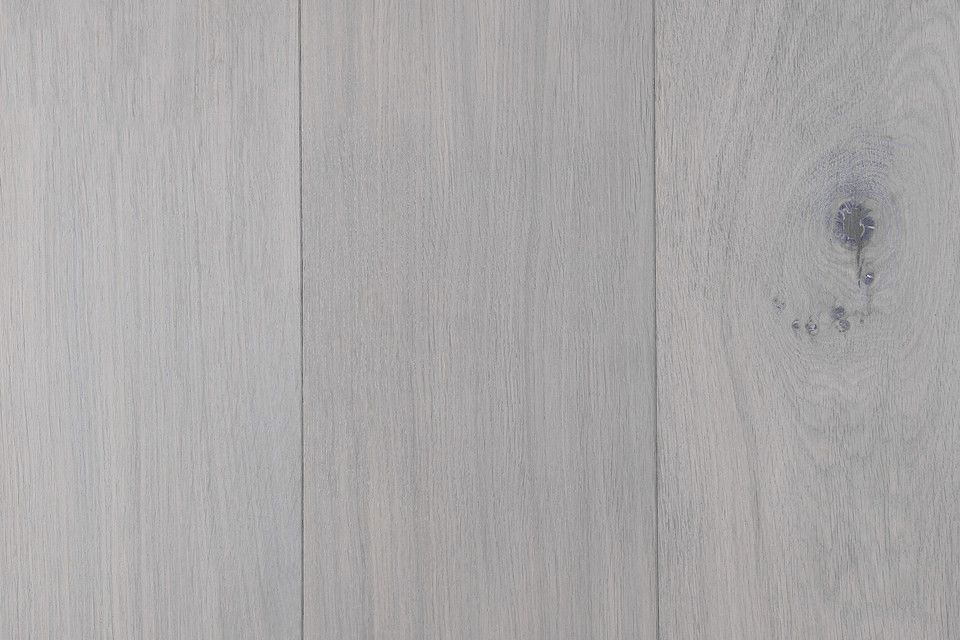 Natural Engineered Flooring Oak Bespoke Uk Grey Hardwax Oiled 164mm