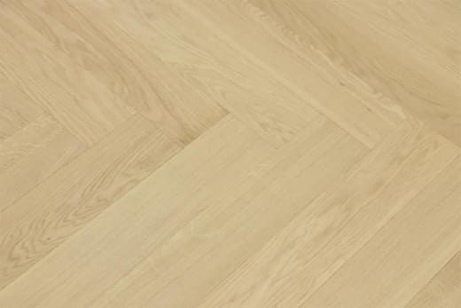 Prime Engineered Flooring Oak Herringbone Non Visible Brushed UV Matt Lacquered 14/3mm By 98mm By 588mm