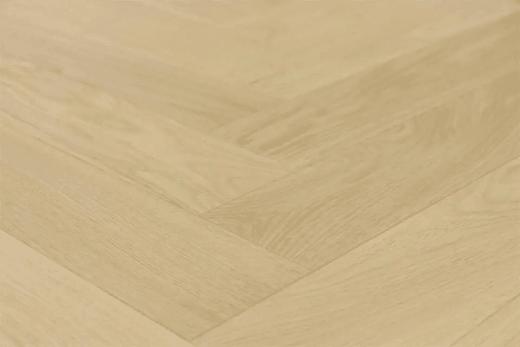 Prime Engineered Flooring Oak Herringbone Brushed UV Matt Lacquered 14/3mm By 98mm By 790mm