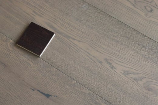 Natural Engineered Flooring Oak San Marino Brushed UV Oiled 15/4mm By 220mm By 700-2200mm