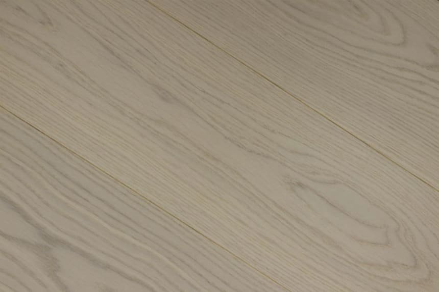 Prime Engineered Flooring Oak UV White Oiled 14/3mm By 195mm By 2400mm