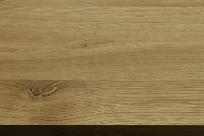 Full Stave Rustic Oak Worktop 40mm By 620mm By 2500mm