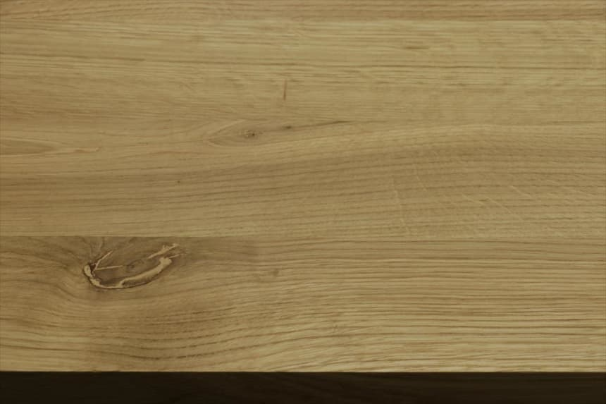 Full Stave Rustic Oak Worktop 40mm By 620mm By 3500mm