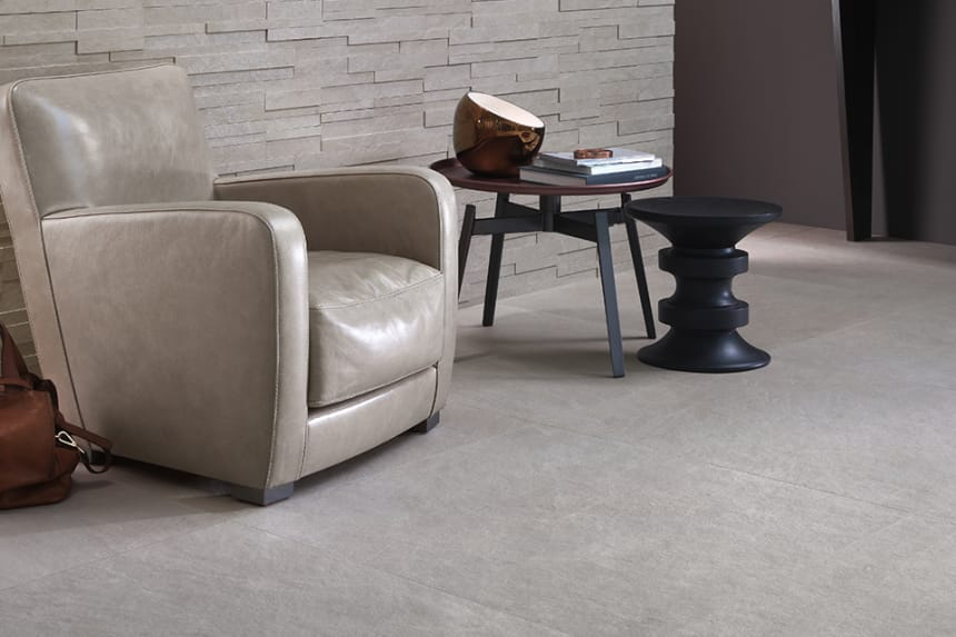 Porcelain Tile Minerva Ivory 600mm By 600mm