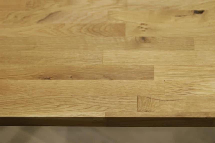 Rustic Oak Worktop 20mm By 1000mm By 2900mm