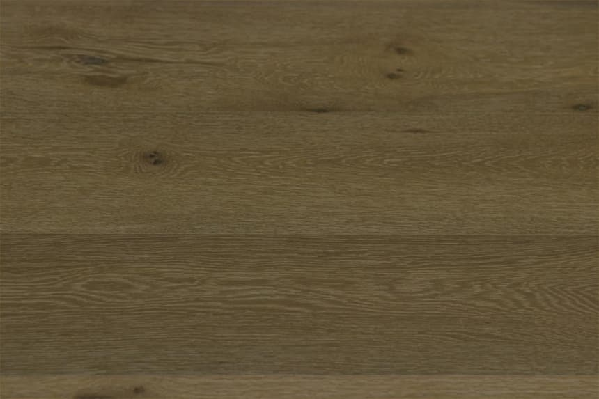 Select Engineered Flooring Oak Click Dark Smoked Brushed White UV Oiled 14/3mm By 190mm By 1900mm