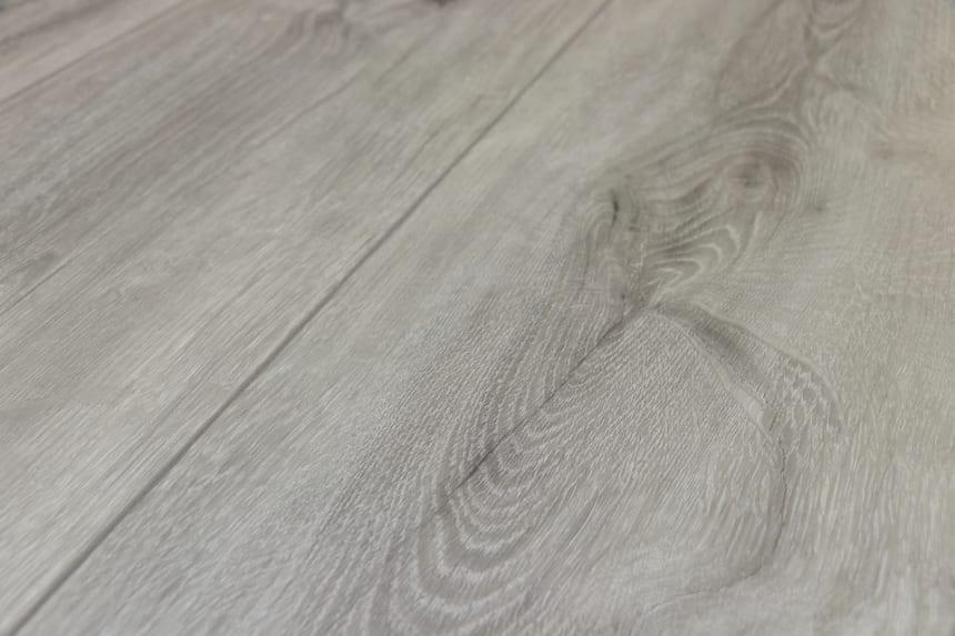 Luxury Click Vinyl Rigid Core Flooring Supremo Royal Grey 6mm By 228mm By 1520mm( include 1mm underlay)