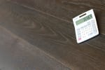 Natural Engineered Flooring Oak Espresso Piccolo Brushed UV Oiled 15/4mm By 220mm By 2200mm