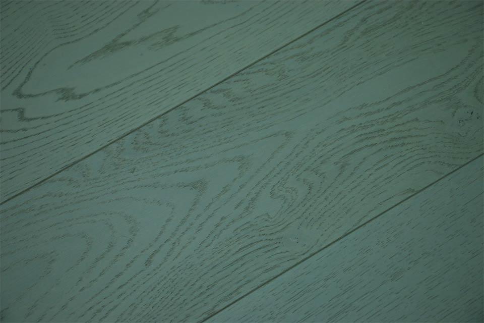 Natural Engineered Flooring Oak London Grey Brushed Uv