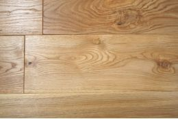 Natural Engineered Oak Flooring Brushed Oield 18/4mm By 180mm By 1800mm