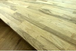 Premium Tiger Walnut Worktop 38mm By 650mm By 2000mm
