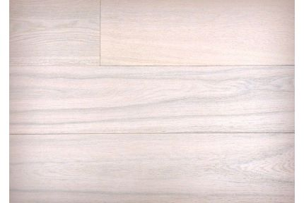 Natural Engineered Oak London White UV Oiled 14/3mm By 180mm By 400-1500mm