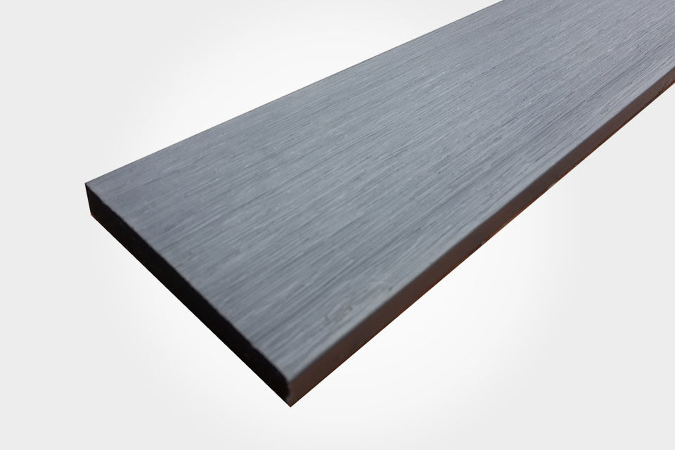 Composite decking pack available via shop the for Composite decking wickes