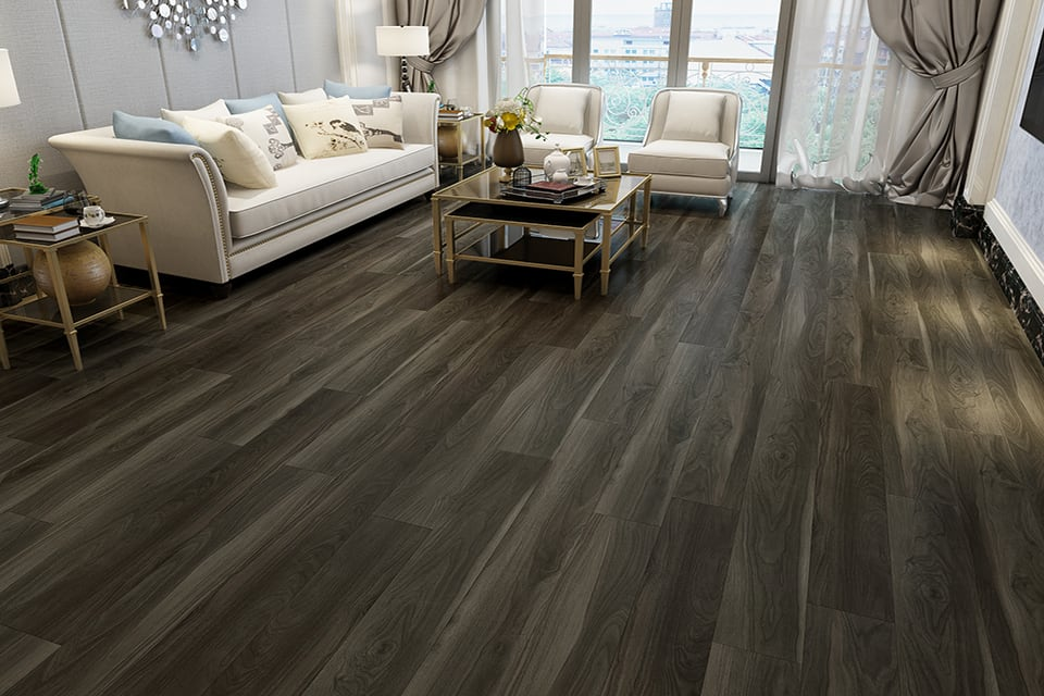 Luxury Click Vinyl Flooring Magnet 4 2mm By 178mm By 1220mm