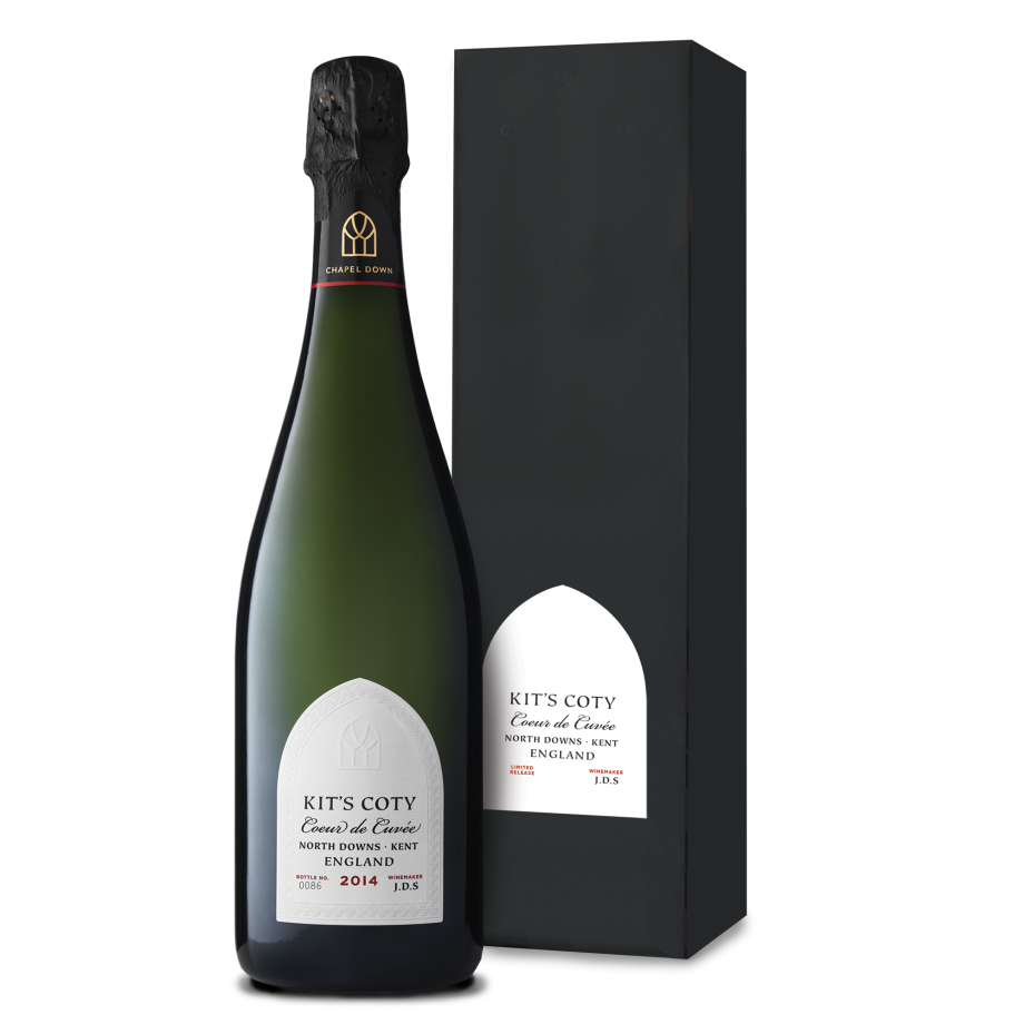 Kit's Coty Coeur de Cuvée 2014 and Gift Box