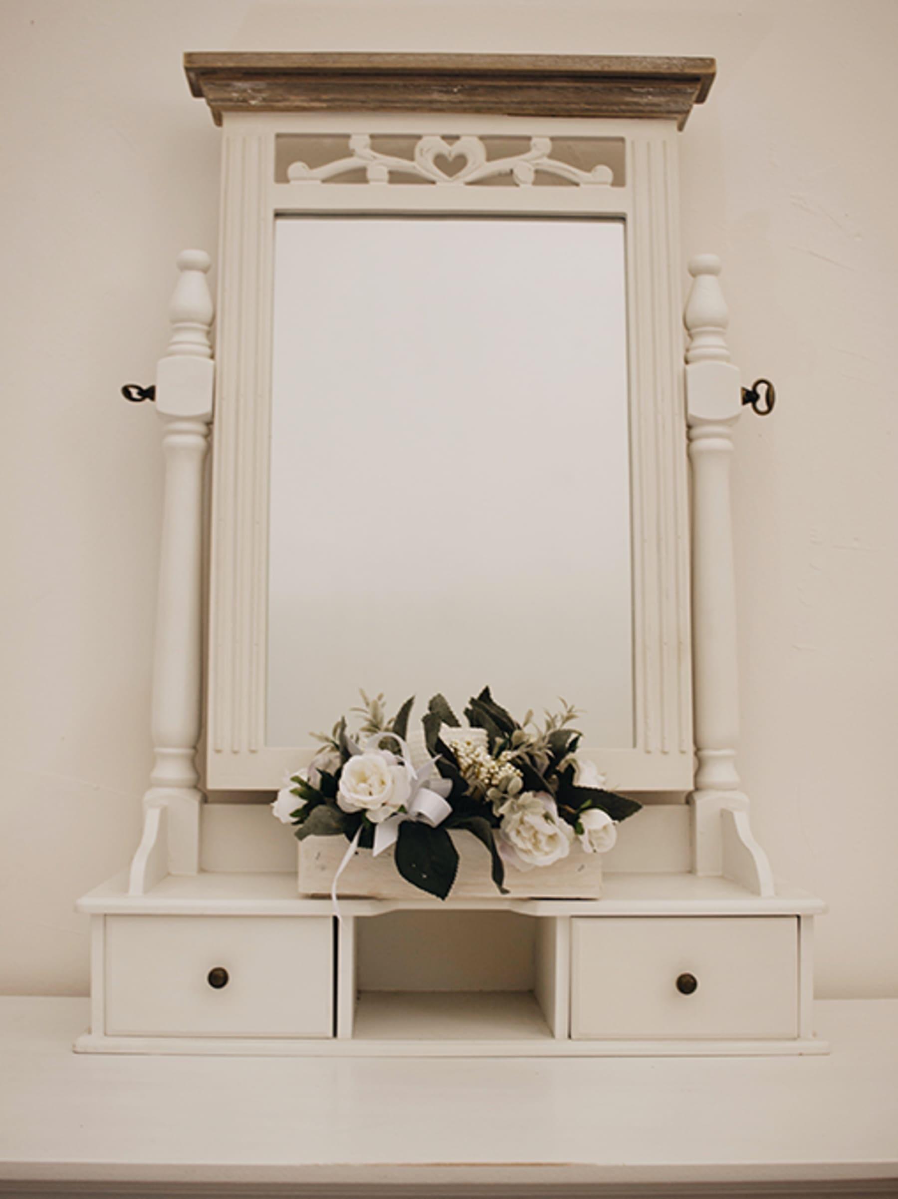 Lorenzongift specchio luna da tavolo olimpiahome - Specchio da tavolo ...