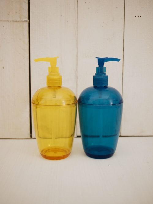 Dispenser sapone in plastica - Casa Selección