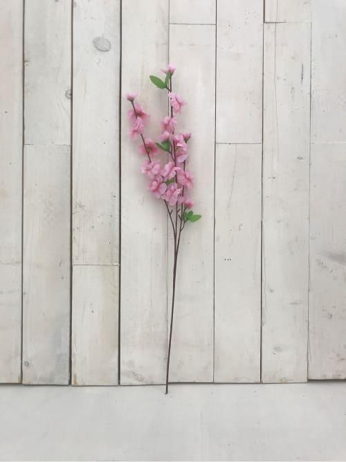 Ramo fiori di pesco rosa