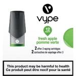Vype ePen 3 Fresh Apple Cartridges (2pk)