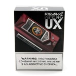Sigelei Snowwolf Mfeng UX Mod - Chrome Red