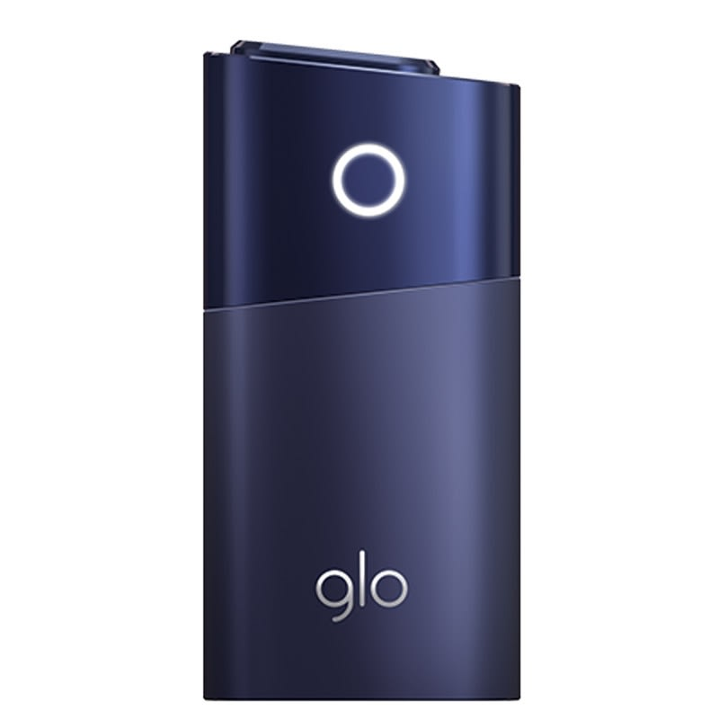 glo Series 2 Mini Tobacco Heating Kit - Blue