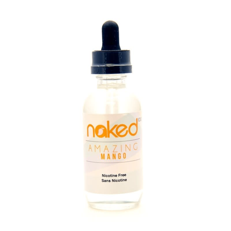 Amazing Mango E-liquid by Naked 100 - 60mL