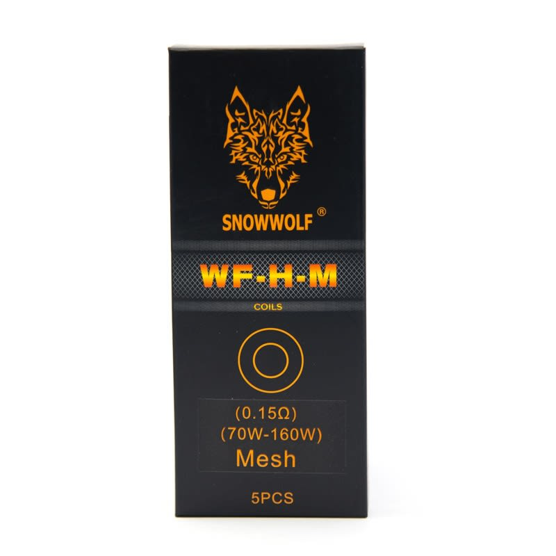 Sigelei SnowWolf MFENG Wolf Coils (5pk) - WF-H-M