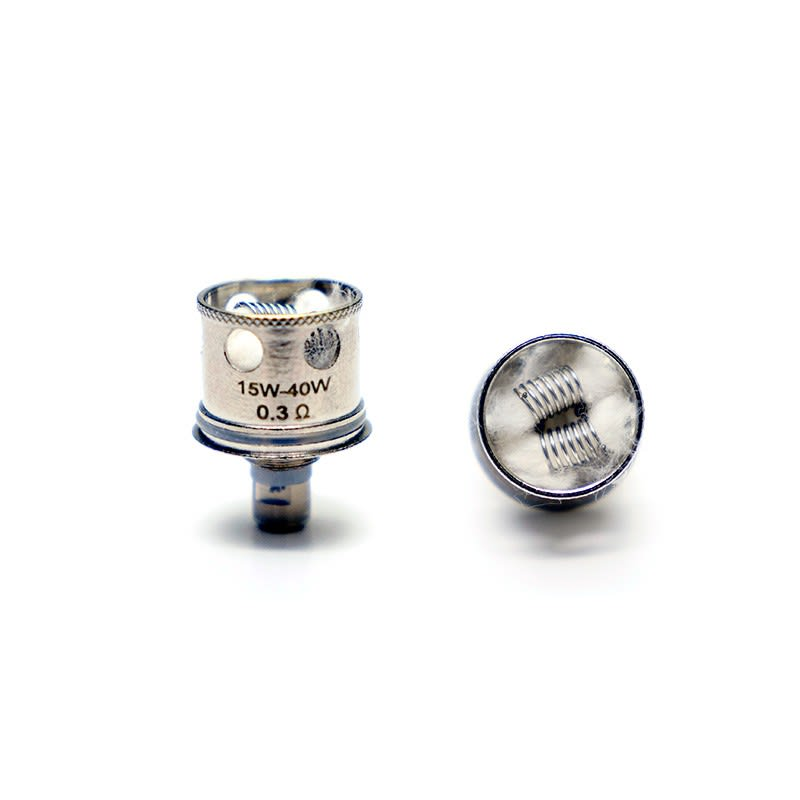 Aromamizer Pre-Built OCC Coil Head Dual Kanthal